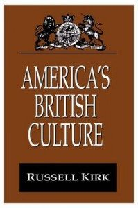 America's Birtish Culture