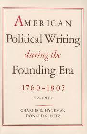american founding