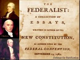 federalist essay 84 Lesson 1: anti-federalist arguments against a complete consolidation a we the people resource tools email the entire class could then be given a homework assignment to write an essay that defends the statement 2 allow students to prepare a podcast.