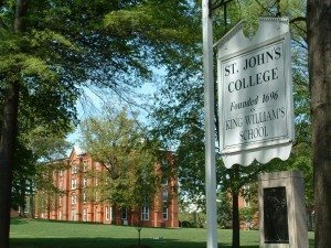 Five Reasons to Attend St. John's College