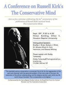 conservative mind poster