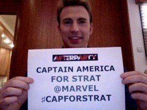 #capforstrat