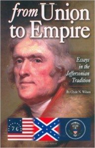 From Union to Empire Conservative tradition