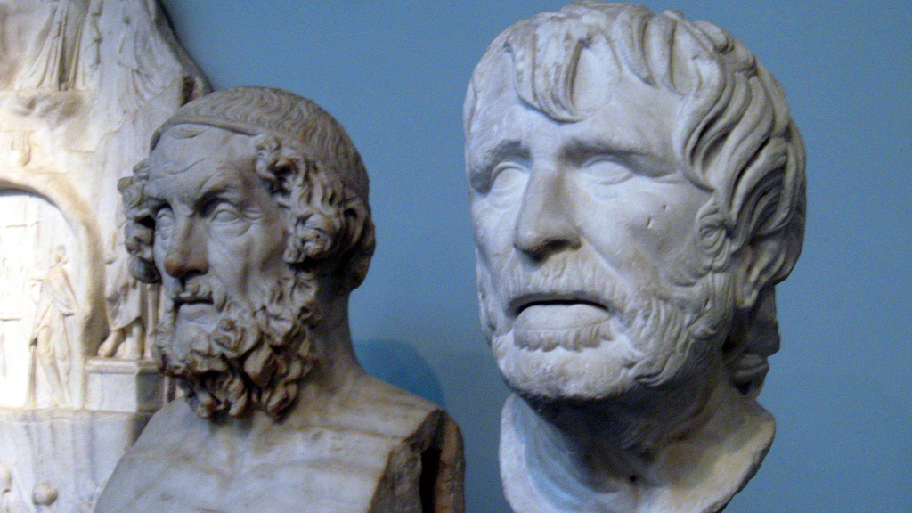 OF THE ORIGIN OF HOMER AND HESIOD, AND OF THEIR CONTEST