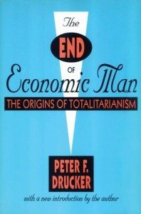 The End of the Economic Man