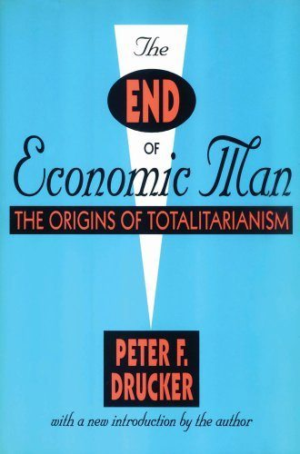 the end of economic man the origins of totalitarianism pdf