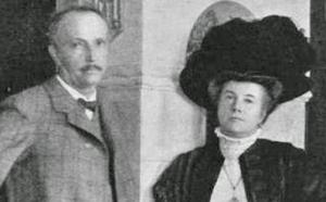 Richard Strauss and Pauline de Ahna