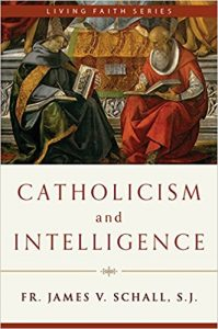 catholicism intelligence