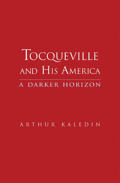 tocqueville book
