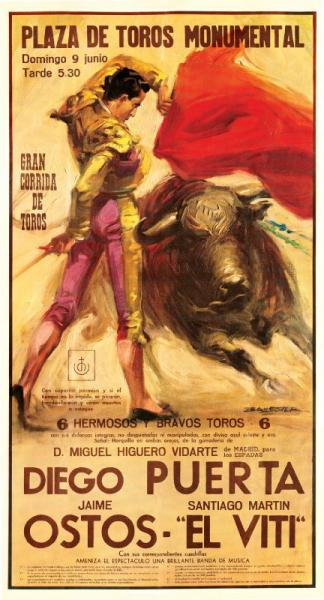 Sample Bullfighting Essay The Last Arena   WordPress com